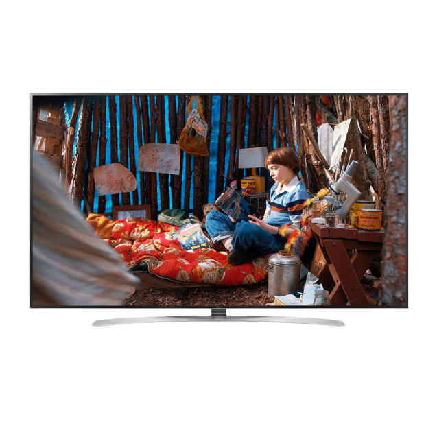 SUPER UHD 4K HDR Smart LED TV 86in Class